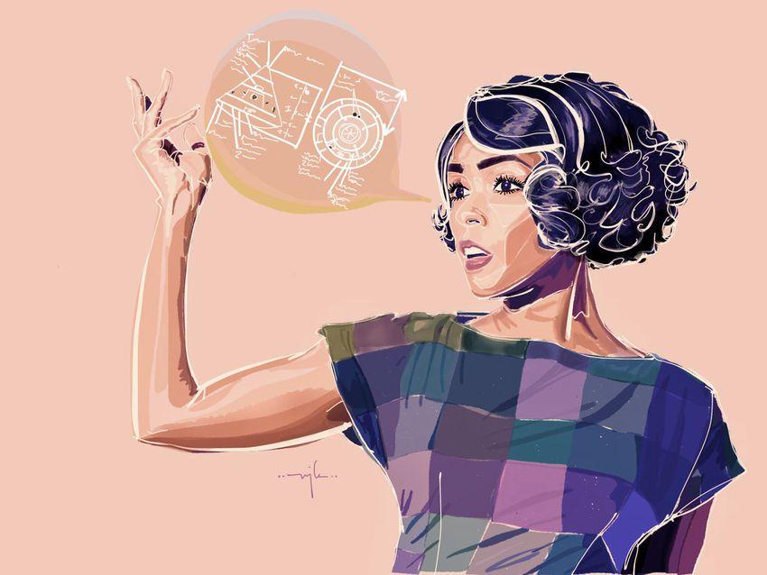Illustration by Jamila Silvera/Property of 20th Century Fox