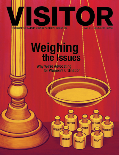 Visitor Publishes Special Issue on Ordination, Members react