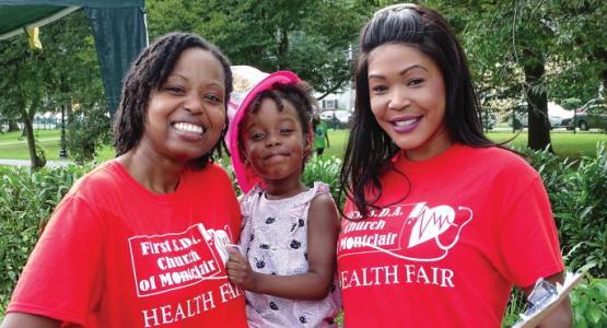 Montclair Health Fair