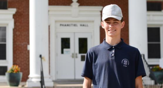Sam Renton, Shenandoah Valley Academy
