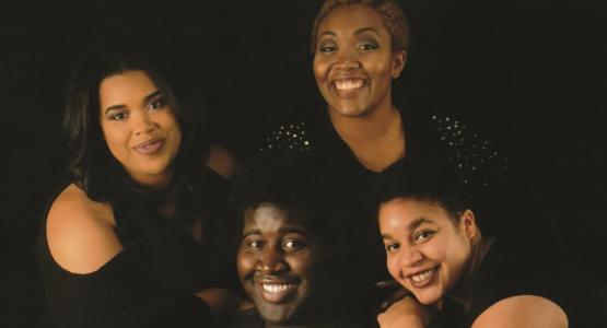Harmony, a gospel quartet known for their a cappella harmonious sound, began their full-time music ministry in 2008, when they were only teenagers.