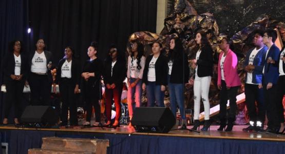 Lake Nelson Adventist Academy Choir