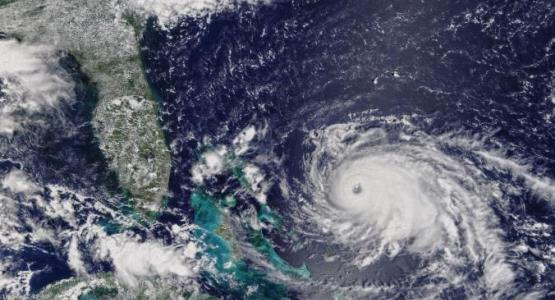 Hurricane Dorian 31 August 2019 photo by Antti Lipponen from Flickr