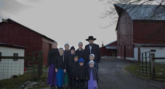 The Weaver family was photographed by Michael McElroy