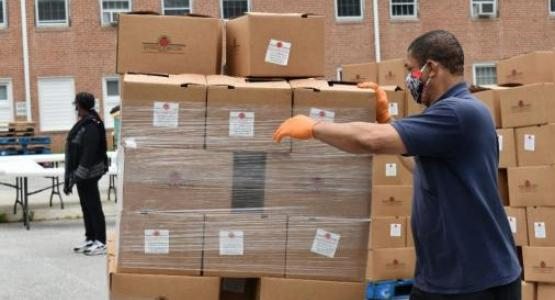 In the past year, ACS Chesapeake has served over 140,000 families and has distributed more than $12 million dollars worth of personal protective equipment supplies.