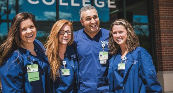 Kettering College Division of Nursing adds an additional admission entry point as well as entering into a partnership with Burman University to address the growing need for more student nurses.
