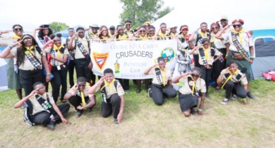 Central Crusaders Pathfinder Club