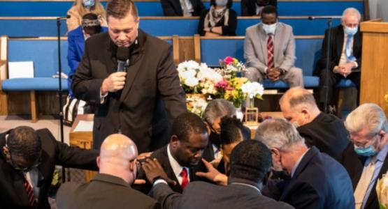 Ohio Conference, Delthony L. Gordon, Beavercreek Church
