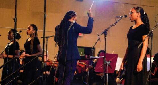 Pine Forge Academy Choir