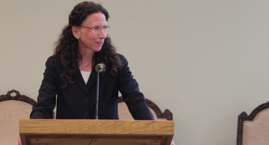 """Jennifer A. Herdt of the Yale Divinity School expounds on """"Why the Pursuit of Happiness is a Bad Idea."""""""