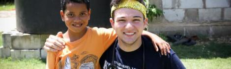 """Kettering College student Tyler Callahan says he met """"some of the most beautiful souls I have ever encountered"""" on the school's mission trip to Belize."""