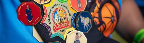 Columbia Union Conference Chosen pins by Terrance Brown