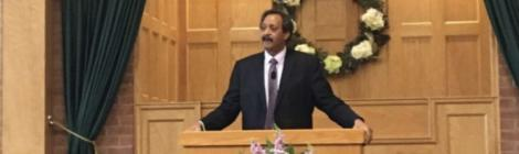 Williamsport SDA Church, Ramon J. Canals