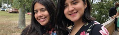 Melissa Aquino ('21) y Valeria Grajales ('23), estudiantes de la Escuela Adventista del Séptimo Día Waldwick de la Conferencia de Nueva Jersey, dijeron que durante el fin de semana de Capacitación de Liderazgo de la Academia Espiritual (SALT) aprendieron mejores habilidades de liderazgo.