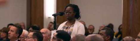Photo of Marcia Moore courtesy NAD Communication