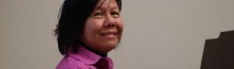 Melanie Kwan is Washington Adventist University's new program director of Music Therapy.