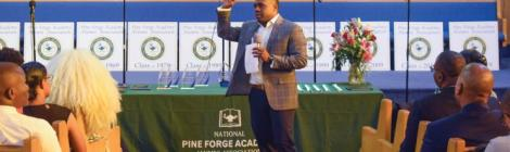 NPFAAA President Sokoni Scott