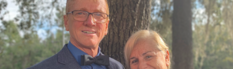 Ray and Jannette Queen are Camp Blue Ridge's new camp directors.