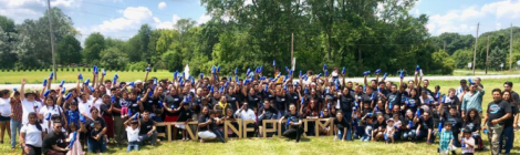 More than 300 young people, representing every Ohio Conference Hispanic church, attend the 2019 Hispanic Youth Camp.