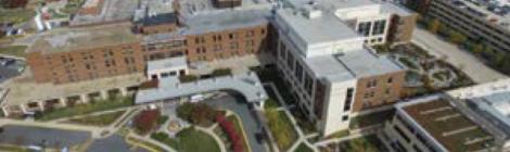 Shady Grove Medical Center today.