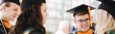 Kettering College Graduation