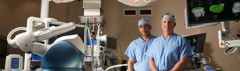 Shady Grove Medical Center First in Region to Perform Robotic Knee Surgery