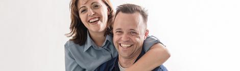 Lori Pickens photographed Monica and Victor Zill