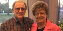 Don Russell and his wife, Arlene, can now spend more time traveling to see their children following Don's successful heart procedure at Adventist HealthCare Washington Adventist Hospital.