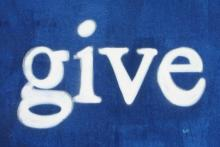 Give Image by Tim Green from Flickr