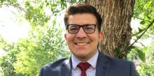 Horacio Hernandez-Ble is the new associate treasurer for the Pennsylvania Conference.