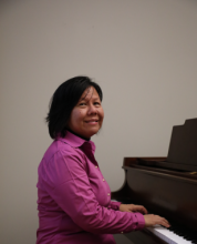 Melanie Kwan is Washington Adventist University's new program director of Music Therapy.