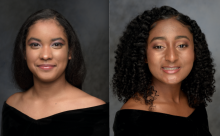 Kristi Barnes and Mari Dortch, the Class of 2020 valedictorian and salutatorian, respectively, for Potomac Conference's Takoma Academy (TA) were recently interviewed on their experiences and memories at TA and what the future holds for them.