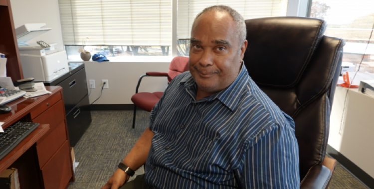Kevin Mosby retires after working for the Allegheny West Conference Treasury Department since 1989.