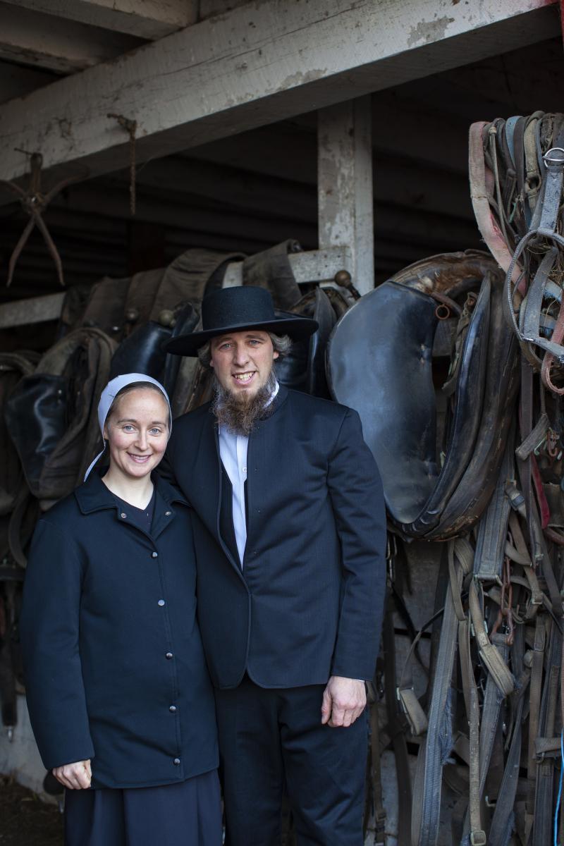 Amish to Adventist   Visitor Magazine