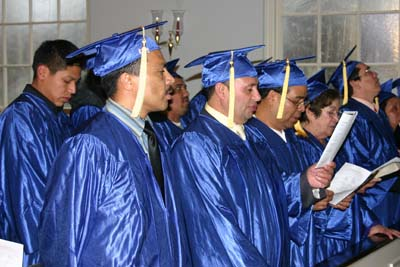 Graduates of the Columbia Union School of Discipleship