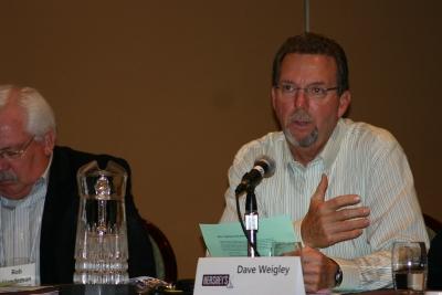 Dave Weigley, Columbia Union president