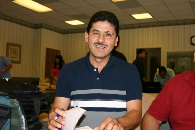 Olives Villamizar, pastor of three Potomac Conference churches in Woodbridge, Va., planted a church as a result of participating in this program.