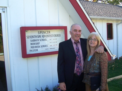 Phil and Cheryl Balisciano are members of the Spencer (W.Va.) church, Phil preaches regularly at area congregations.